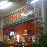 Photo taken at Ayong's by Amir J. on 2/17/2012