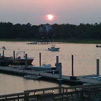 Photo taken at Morgan Creek Grille by Jill S. on 8/19/2012