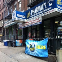 Photo taken at 133rd Street Pharmacy by Justin M. on 4/2/2012