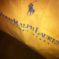 Photo taken at Ralph Lauren by E L. on 7/19/2012