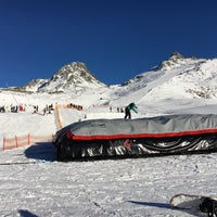 Photo taken at Xperia Ischgl Snowpark by Claudia B. on 12/20/2015