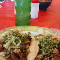 Photo taken at Carnitas del Valle by Marco C. on 4/16/2015