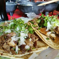 Photo taken at Carnitas del Valle by Marco C. on 5/18/2015