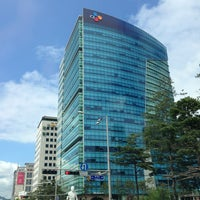 Photo taken at CJ Cheiljedang Center by Seung-taeck L. on 5/19/2013
