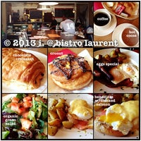 Photo taken at Bistro Laurent by 💕i /@yumyum.in.the.tumtum on 9/7/2013