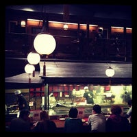 Photo taken at Gonpachi Nishiazabu by Stefan on 4/16/2013