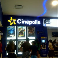 Photo taken at Cinépolis by Carlos G. on 10/6/2012