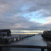 Photo taken at Straight Wharf by Doug B. on 6/12/2013