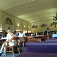 Photo taken at Mary Couts Burnett Library by Emily on 10/2/2013