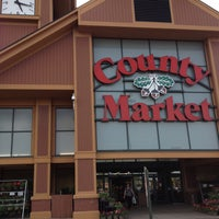 Photo taken at County Market by Olive O. on 5/16/2013