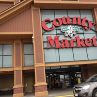 Photo taken at County Market by Olive O. on 4/17/2013