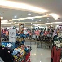 Photo taken at Matahari Department Store by saraz a. on 5/3/2013