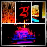 Photo taken at 23 Lounge by Luis Z. on 3/3/2013