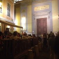 Photo taken at Restaurant du Gesù by JLuis G. on 10/11/2014