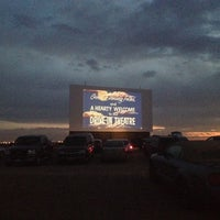 Photo taken at Stars & Stripes Drive-In Theatre by Sarah L. on 11/4/2012