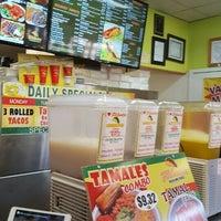 Photo taken at Filiberto's Mexican Food by Waldo C. on 5/28/2016