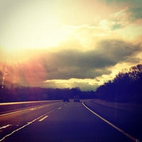 Photo taken at I-195 by Kate T. on 11/24/2012