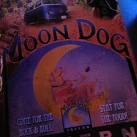 Photo taken at Moon Dog Tavern by Chris R. on 11/25/2012