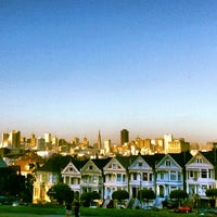 Photo taken at Painted Ladies by Trevor A. on 5/14/2013
