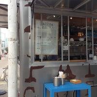 Photo taken at Patika Coffee by kelsey h. on 10/23/2012
