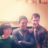 Photo taken at The Doaneiverse House by Jordan on 3/29/2013