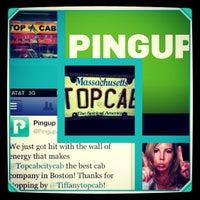 Photo taken at Pingup by Tiffany Topcab M. on 1/14/2013