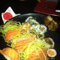 Photo taken at Sushi Nakay by Mariane D. on 1/30/2013