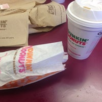 Photo taken at Dunkin Donuts by Charles H. on 12/25/2013