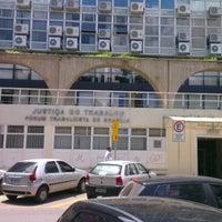 Photo taken at Tribunal Regional do Trabalho da 10ª Região (TRT 10) by El S. on 12/5/2012