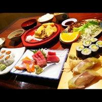 Photo taken at Sushi Tomi by MinTz on 11/22/2012