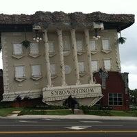 Photo taken at WonderWorks by FLORIDA J w. on 10/18/2012