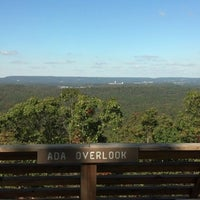Photo taken at Peavine Falls Overlook by Jackie H. on 11/1/2014