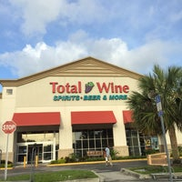 Photo taken at Total Wine & More by Alejandro R. on 5/24/2015