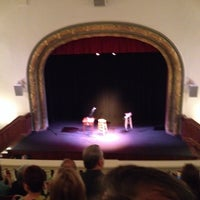 Photo taken at Irvington Town Hall Theater by Fredric on 10/12/2013
