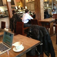 Photo taken at The Café Grind by David K. on 2/20/2013