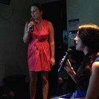 Photo taken at Inhabit Karaoke Lounge by David K. on 9/6/2013