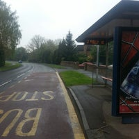 Photo taken at Brockhill Bus Stop by AyPee - Arthur P. on 4/20/2014