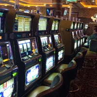 Photo taken at Blue Chip Casino & Hotel by John D. on 8/23/2014