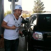 Photo taken at Chevron by Liane M. on 9/21/2012