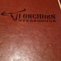 Photo taken at LongHorn Steakhouse by Xenia S. on 7/6/2014