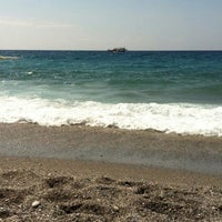 Photo taken at Alanya by Gonca A. on 12/16/2012