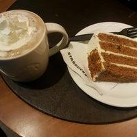 Photo taken at Starbucks by Redha A. on 1/9/2017