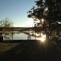 Photo taken at White Rock Lake Dog Park by Scott H. on 10/28/2012
