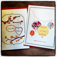 Photo taken at With Love: A Gift and Paperie by With Love G. on 1/14/2013
