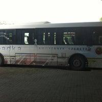 Photo taken at Autobuska stanica Subotica by Szabó J. on 5/22/2013