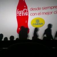 Photo taken at Cinesa Diagonal Mar by Nico P. on 2/24/2013