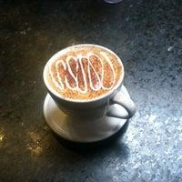 Photo taken at Macy's European Coffeehouse & Bakery by Jack on 12/16/2012