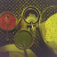 Photo taken at Taste of India by Bandar S. on 3/31/2014