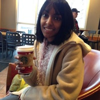 Photo taken at Starbucks by Christopher on 12/21/2013