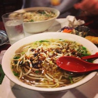 Photo taken at Pho Lien by Canadanightlife.ca on 3/8/2013